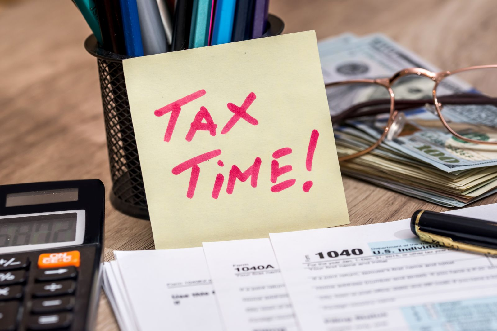 Assisting Clients with Tax Forms