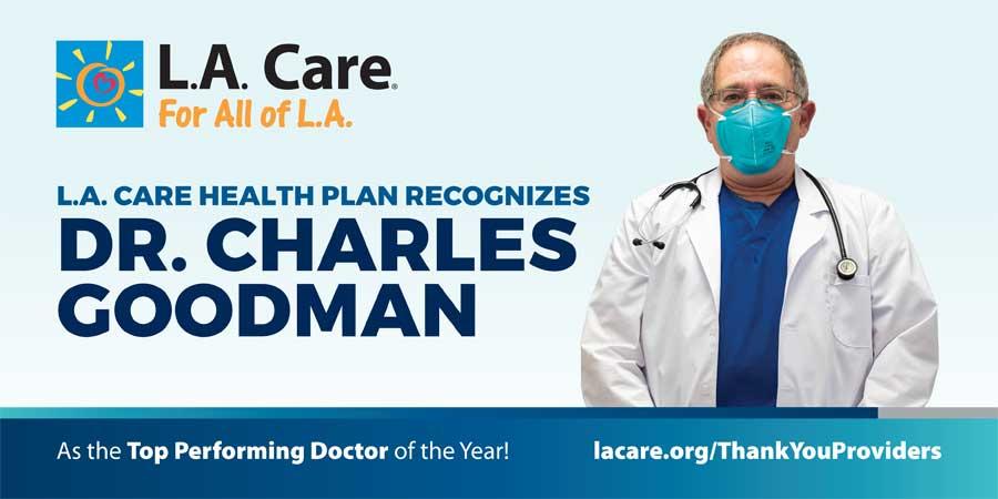 Dr. Charles Goodman