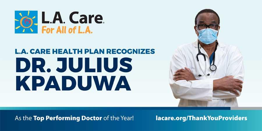 Dr. Julius Kpaduwa