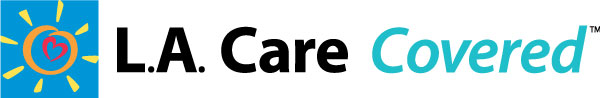 L.A. Care Covered Logo